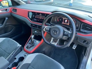 2019 Volkswagen Polo AW MY20 GTI DSG White 6 Speed Sports Automatic Dual Clutch Hatchback