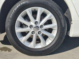 2015 Toyota Camry ASV50R Altise White 6 Speed Sports Automatic Sedan.