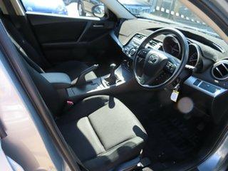 2011 Mazda 3 BL 10 Upgrade Neo Silver 6 Speed Manual Sedan