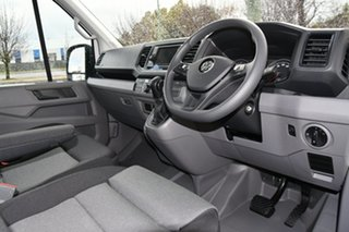 2021 Volkswagen Crafter SY1 MY21 35 LWB FWD TDI340 Candy White 8 Speed Automatic Cab Chassis.