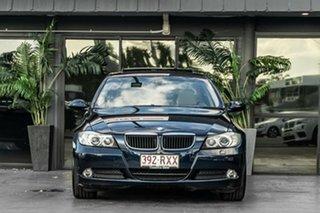 2008 BMW 3 Series E90 MY08 320i Steptronic Blue 6 Speed Sports Automatic Sedan.