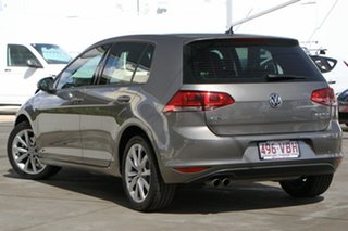 2014 Volkswagen Golf VII MY15 110TDI DSG Highline Silver 6 Speed Sports Automatic Dual Clutch.