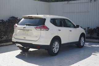 2016 Nissan X-Trail T32 ST X-tronic 2WD Pearl Black 7 Speed Constant Variable Wagon