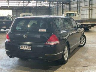 2006 Honda Odyssey 3rd Gen Luxury Black 5 Speed Sports Automatic Wagon.