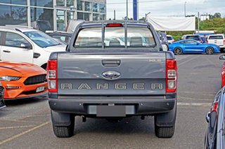 2021 Ford Ranger PX MkIII 2021.25MY XLS Meteor Grey 6 Speed Sports Automatic Double Cab Pick Up