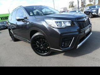 2019 Subaru Forester MY20 2.5I-S (AWD) Grey Continuous Variable Wagon.