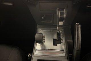 2013 Mitsubishi Pajero NW MY12 GL White 5 speed Automatic Wagon