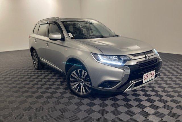 Used Mitsubishi Outlander ZL MY19 LS AWD Acacia Ridge, 2018 Mitsubishi Outlander ZL MY19 LS AWD Silver 6 speed Automatic Wagon