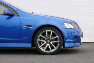 2011 Holden Commodore VE II SS V Blue 6 Speed Sports Automatic Sedan