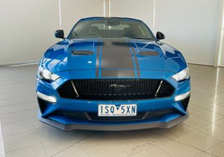 2020 Ford Mustang FN 2020MY R-Spec Blue 6 Speed Manual Fastback.
