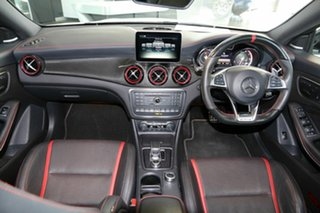 2016 Mercedes-Benz CLA-Class C117 807MY CLA45 AMG SPEEDSHIFT DCT 4MATIC White 7 Speed