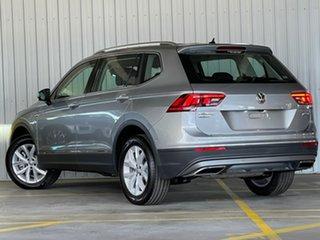 2021 Volkswagen Tiguan 5N MY21 132TSI Comfortline DSG 4MOTION Allspace Silver 7 Speed.