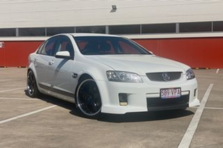 2010 Holden Commodore VE MY09.5 Omega 60th Anniversary White 4 Speed Automatic Sedan.