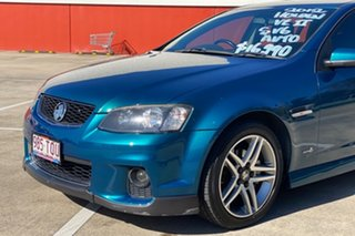 2012 Holden Commodore VE II MY12 SV6 Green 6 Speed Automatic Sportswagon