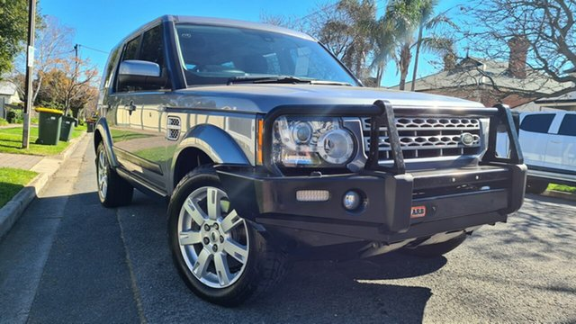 Used Land Rover Discovery 4 MY11 3.0 SDV6 SE Prospect, 2011 Land Rover Discovery 4 MY11 3.0 SDV6 SE Grey 6 Speed Automatic Wagon