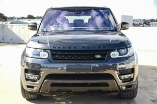 2017 Land Rover Range Rover Sport L494 17MY SDV8 HSE Dynamic Grey 8 Speed Sports Automatic Wagon