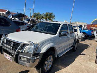 2005 Holden Rodeo RA MY05.5 LT Crew Cab 4 Speed Automatic Utility