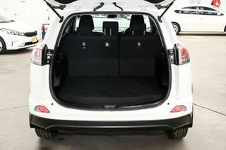 2017 Toyota RAV4 ASA44R GX AWD White 6 Speed Sports Automatic Wagon