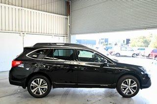 2018 Subaru Outback B6A MY18 2.5i CVT AWD Black 7 Speed Constant Variable Wagon