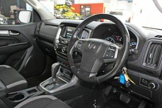 2018 Holden Colorado RG MY19 LS (4x2) Black 6 Speed Automatic Crew Cab Pickup