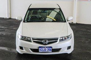 2006 Honda Accord MY06 Upgrade Euro White 5 Speed Sequential Auto Sedan