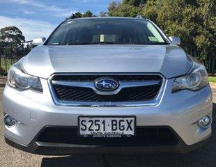 2015 Subaru XV G4X MY15 2.0i AWD Silver 6 Speed Manual Wagon