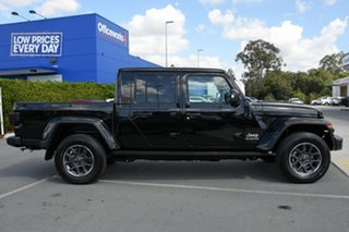 2020 Jeep Gladiator JT MY20 Overland Pick-up Black 8 Speed Automatic Utility.