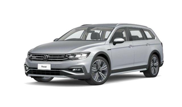 New Volkswagen Passat 3C (B8) MY21 Alltrack DSG 4MOTION 162TSI Premium Port Melbourne, 2021 Volkswagen Passat 3C (B8) MY21 Alltrack DSG 4MOTION 162TSI Premium Silver 7 Speed