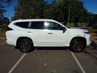 2021 Mitsubishi Pajero Sport QF MY21 Exceed White 8 Speed Sports Automatic Wagon.