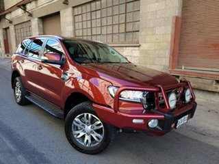 2017 Ford Everest UA 2018.00MY Trend Sunset 6 Speed Sports Automatic SUV.