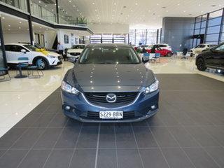 2013 Mazda 6 Sport SKYACTIV-Drive Sedan.