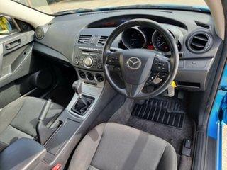 2010 Mazda 3 BL10F1 MY10 Neo Celestial Blue 6 Speed Manual Hatchback.