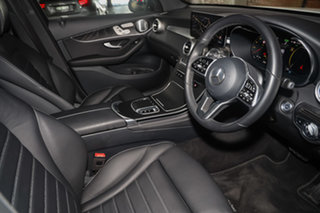 2020 Mercedes-Benz GLC-Class X253 800+050MY GLC300 9G-Tronic 4MATIC e Polar White 9 Speed.