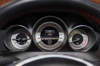 2013 Mercedes-Benz C-Class W204 MY13 C300 7G-Tronic + Avantgarde Cavansite Blue 7 Speed