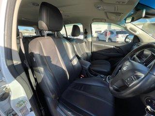 2017 Holden Trailblazer RG MY18 LTZ White 6 Speed Sports Automatic Wagon.