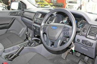 2015 Ford Ranger PX MkII XL 3.2 (4x4) White 6 Speed Manual Crew Cab Utility