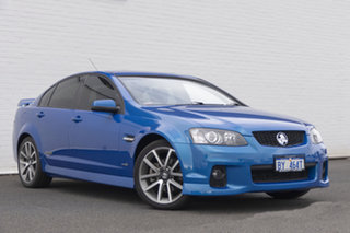 2011 Holden Commodore VE II SS V Blue 6 Speed Sports Automatic Sedan.