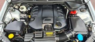 2010 Holden Commodore VE II SS Sportwagon Silver 6 Speed Sports Automatic Wagon.