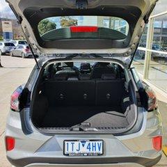 2021 Ford Puma JK 2021.25MY Puma Silver 7 Speed Sports Automatic Dual Clutch Wagon