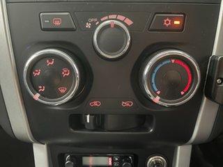 2014 Isuzu D-MAX MY14 LS-U Crew Cab Silver 5 Speed Sports Automatic Utility