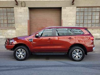 2017 Ford Everest UA 2018.00MY Trend Sunset 6 Speed Sports Automatic SUV