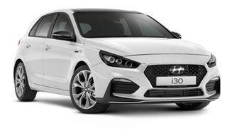 2021 Hyundai i30 PD.V4 MY21 N Line D-CT Premium Fluidic Metal 7 Speed Automatic Hatchback