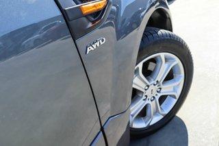 2012 Ford Territory SZ TX Seq Sport Shift AWD Limited Edition Grey 6 Speed Sports Automatic Wagon