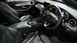 2016 Mercedes-Benz C-Class W205 806+056MY C200 7G-Tronic + Brilliant Blue 7 Speed Sports Automatic