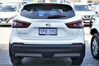 2021 Nissan Qashqai J11 SERIES 3 MY Ti X-tronic Snow Storm 1 Speed Constant Variable Wagon