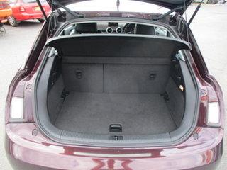 2010 Audi A1 8X 1.4 TFSI Ambition Purple 7 Speed Auto Direct Shift Hatchback