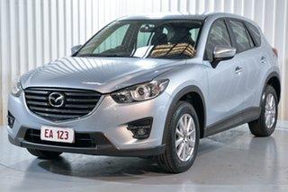 2016 Mazda CX-5 KE1032 Maxx SKYACTIV-Drive AWD Sport Silver 6 Speed Sports Automatic Wagon.