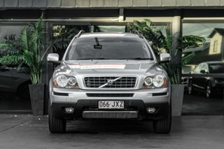2006 Volvo XC90 P28 MY07 LE Silver 5 Speed Sports Automatic Wagon.