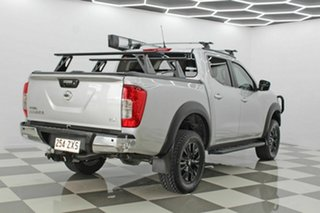 2016 Nissan Navara D23 Series II RX (4x4) Silver 7 Speed Automatic Double Cab Utility