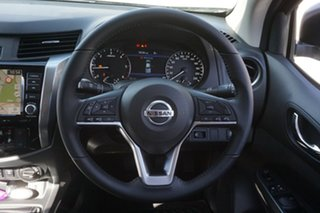 2021 Nissan Navara D23 MY21 ST-X Brilliant Silver 6 Speed Manual Utility